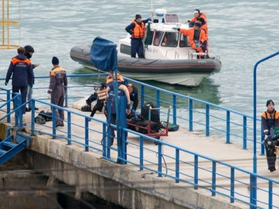 Russian military plane crashes into Black Sea - no survivors found