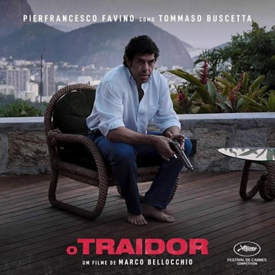 El Traidor único Filme Italiano En Cannes Drama Mafioso