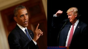 Obama: Trump 'woefully unfit' to be President