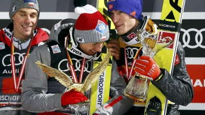 Stoch wins again on home snow