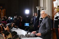"Mattarella: ""Serve governo in tempi brevi"""