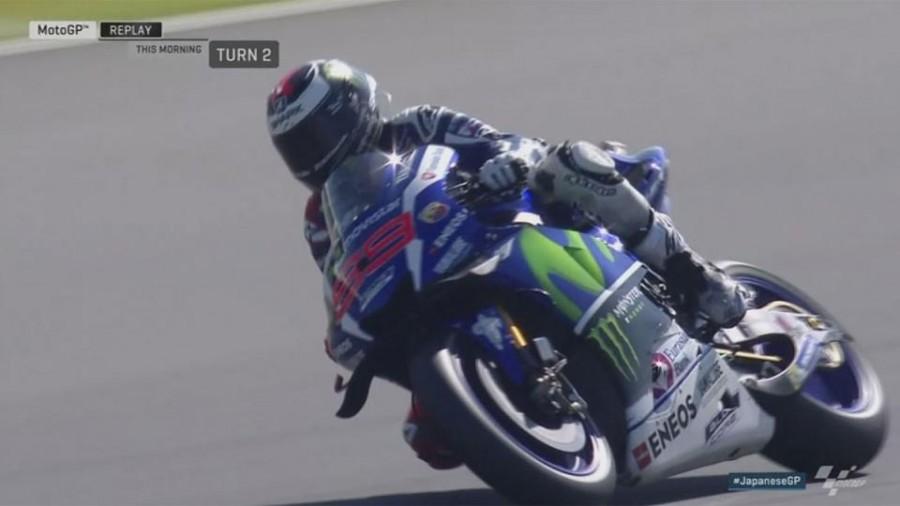 MotoGp Giappone, Rossi: