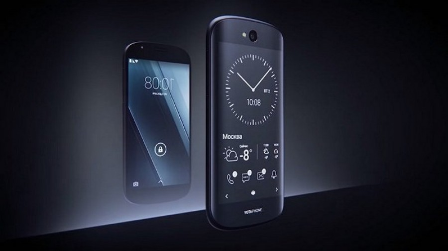 Yotaphone 3 è ufficiale con 2 display: e-ink e AMOLED