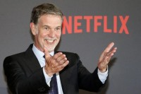 Reed Hastings, Ceo di Netflix