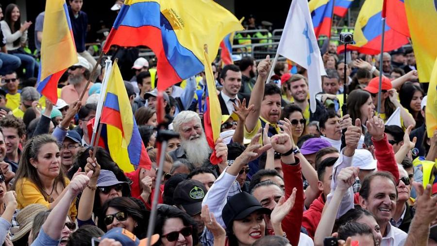 Ecuador, Lenin Moreno vince primo turno presidenziali