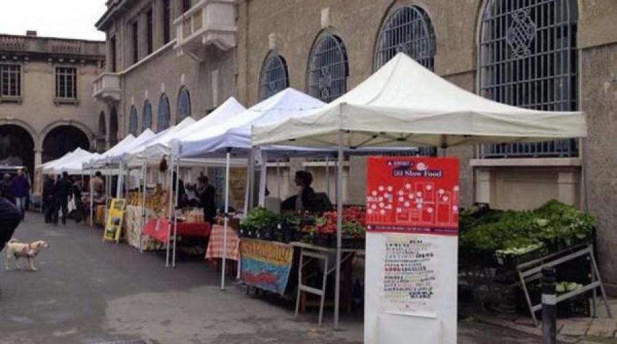 Bergamo nuovo appuntamento con il mercato della terra for Mercato prato della valle