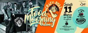 Il primo appuntamento di Food Morning Live