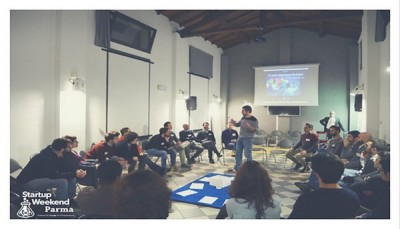 Startup Weekend arriva a Parma
