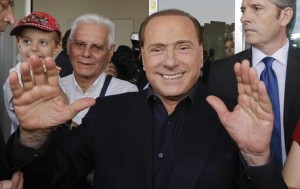 Ex-premier Berlusconi turns 80