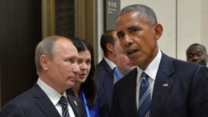 Stalemate on Syria: Putin and Obama fail to find deal to end bloodshed