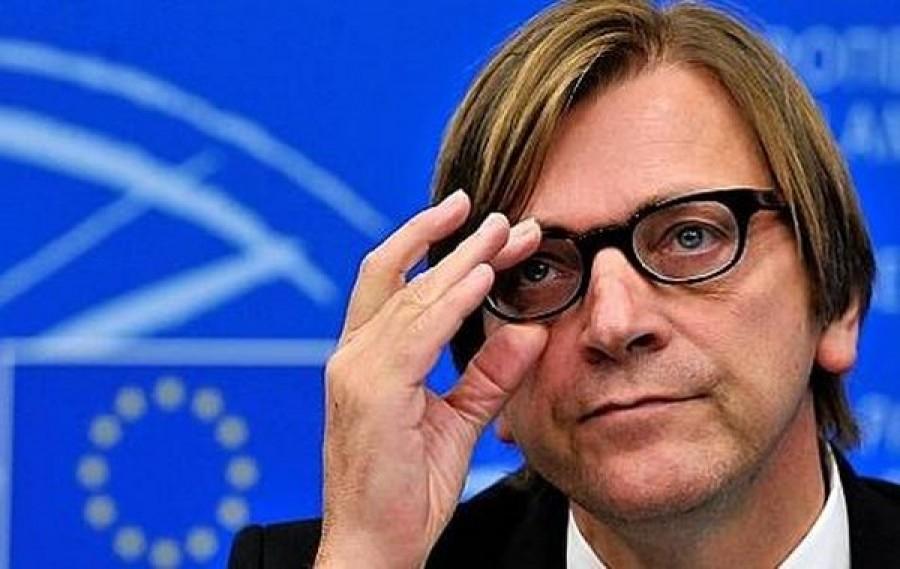 Bocciatura a sorpresa per il M5S nel gruppo liberale a Strasburgo
