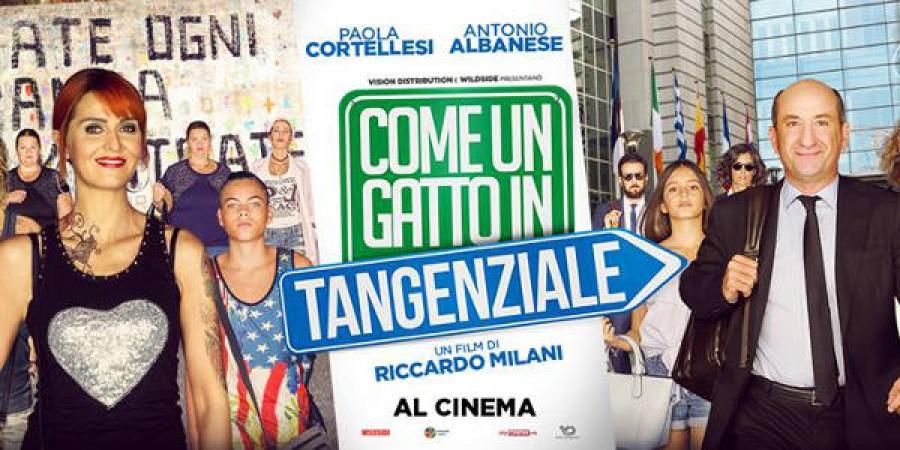 Come un gatto in tangenziale - Film (2018) - MYmovies.it