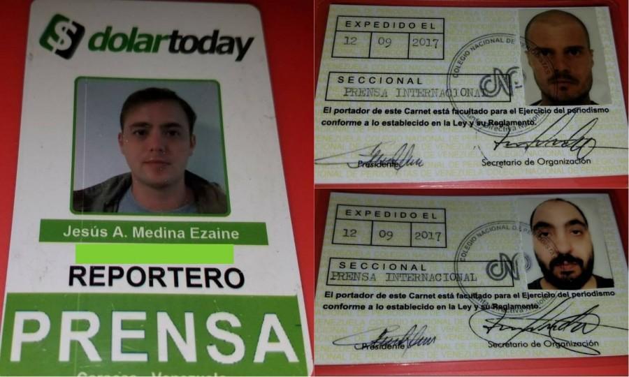 Venezuela: rilasciati i tre giornalisti arrestati dalla polizia