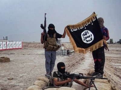 'ISIL leader Baghdadi' urges militants to fight to the death