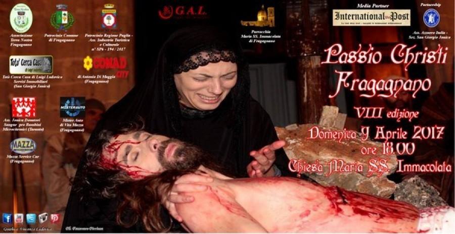 Maierà. la Passione di Cristo tra i vicoli del centro storico