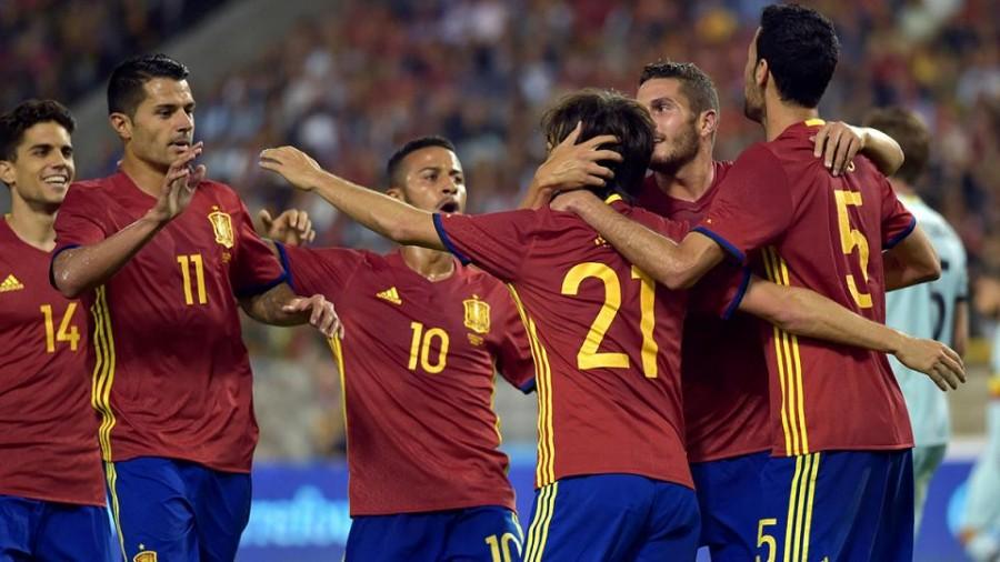 Dove vedere Belgio Spagna streaming gratis e diretta TV