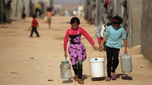 One million Syrian child refugees going without education