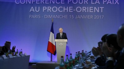 Middle East peace: Paris summit to stress support for two-state solution