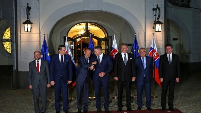 Unity the buzz word in Bratislava as EU leaders meet post-Brexit vote