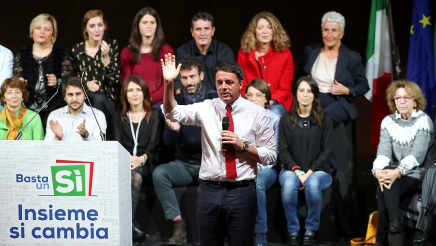 Referendum: Renzi, dopo il voto riflessione sul Pd
