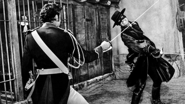 Guy Williams, El Zorro más popular, protagonista de la serie televisiva