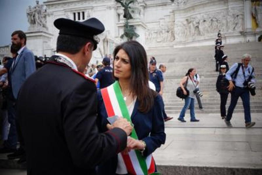 Domenica 31 luglio Campidoglio aperto ai cittadini romani: l'annuncio del sindaco Raggi