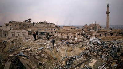 UN approves monitors for eastern Aleppo