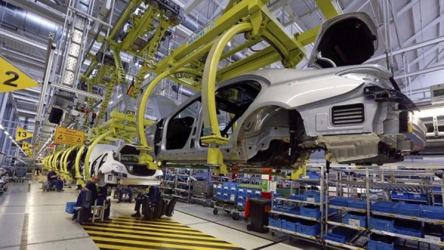 Eurozona, PMI manifatturiero sale a 52,6 punti a settembre