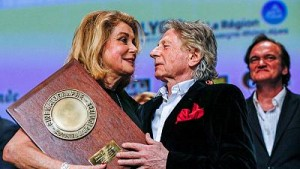 French cinema icon Catherine Deneuve awarded Lumiere prize