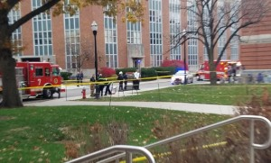 At least 8 injured in US campus shooting