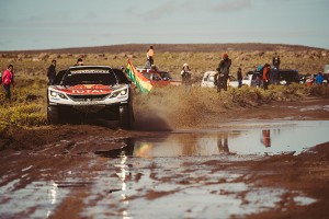 Landslide and heavy floods halt ninth stage of Dakar Rally