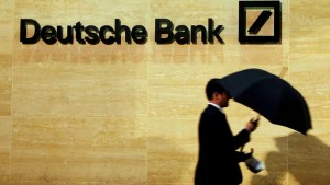 Deutsche Bank shares perk up on insurance sale, rescue plan denial