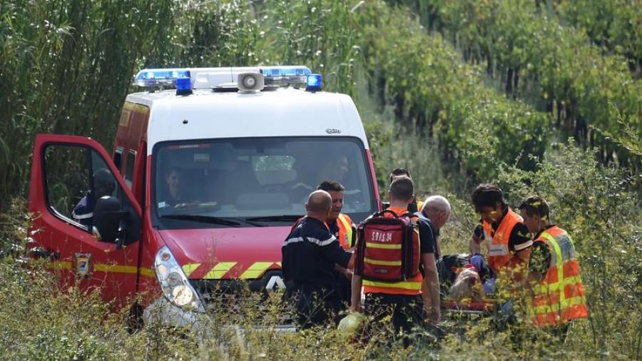 Francia, treno travolto da una frana: 60 feriti, dieci in gravi condizioni