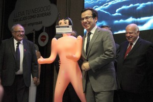 Chile minister's sex doll gift blows up into Twitter storm