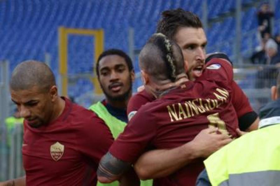 Serie A, derby: tabellino e voti Lazio-Roma