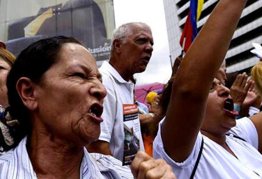 Maduro No Paga Pension A Venezolanos En El Exterior
