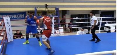 Boxe francesco magr in semifinale ai campionati for Magri arreda pescara