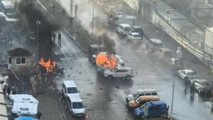 Deadly car bomb in Turkish city Izmir