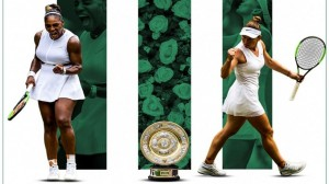 Serena Williams y Simona Halep jugarán la final de Wimbledon