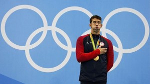 Phelps makes history - again! More highlights from the Olympic swimming pool