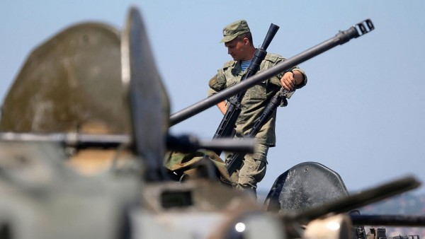 Ukraine puts border troops on full alert