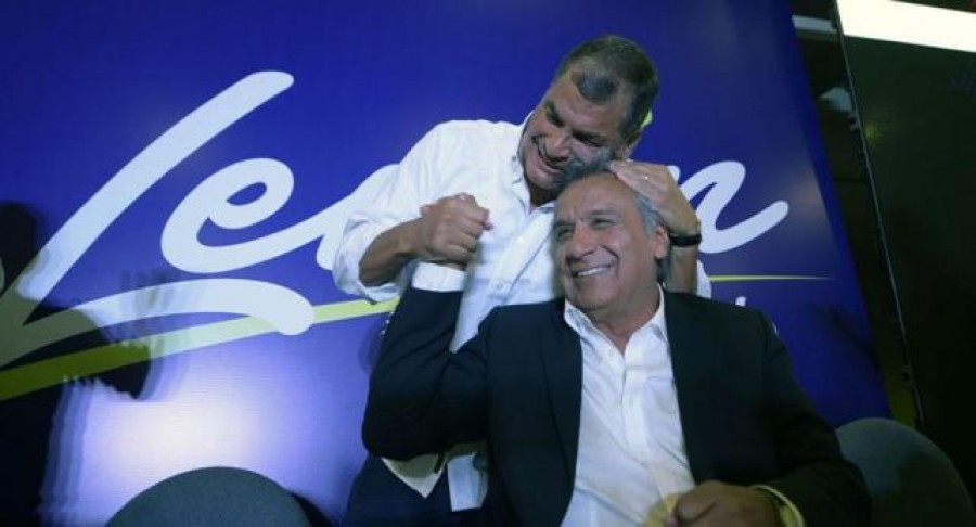 Ecuador: presidenziali, in vantaggio Lenin Moreno