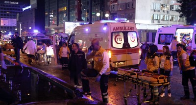 Several wounded in Istanbul explosion