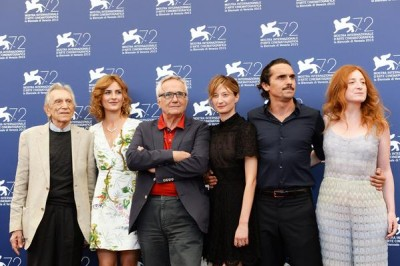'My film is a hymn to liberty', says Bellocchio in Venice