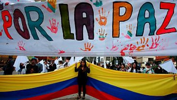 Colombian government and FARC rebels' path to peace