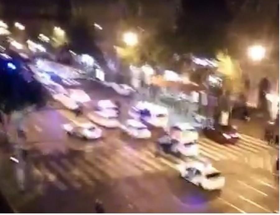 Paura a Budapest, esplosione in centro