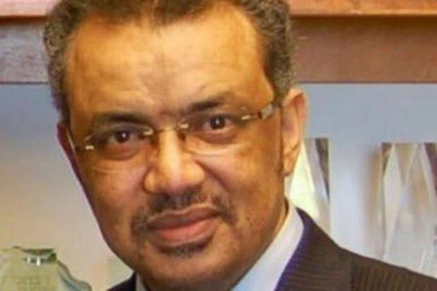 Sanità: l'etiope Tedros Adhanom Ghebreyesus nuovo Dg Oms