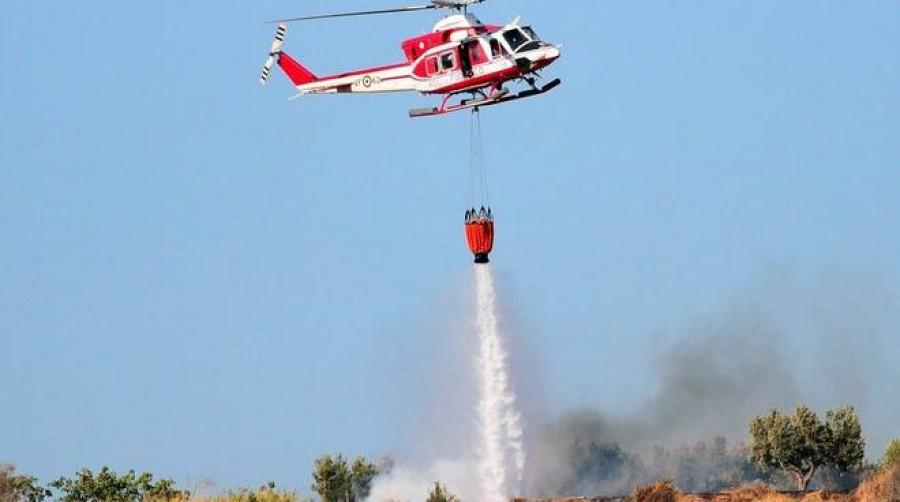 Incendi Roma: a Cinecittà piscina per rifornire elicottero
