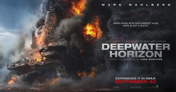 'Deepwater Horizon' a man-made disaster now a movie