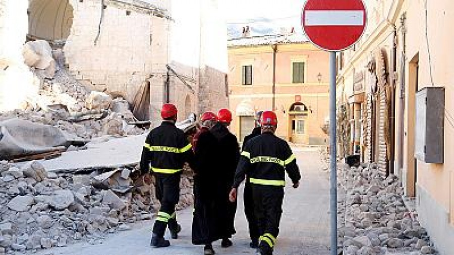 More tremors predicted after Italy's latest earthquake